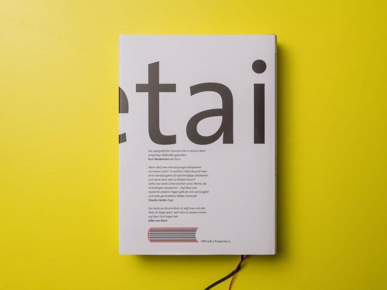 Detailtypografie
