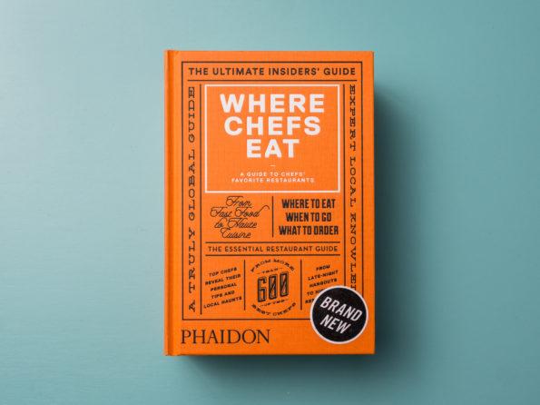 Where ChefsEat