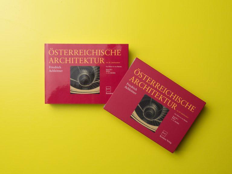 """Österreichische Architektur im 20. Jahrhundert Bd. <span class=""""caps"""">III</span>/1"""