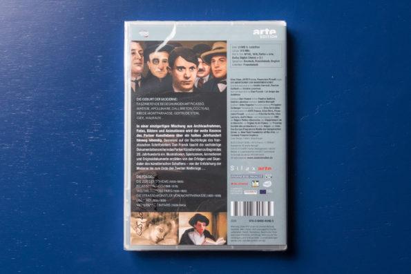 Die Abenteurer der modernen Kunst, 2 DVDs