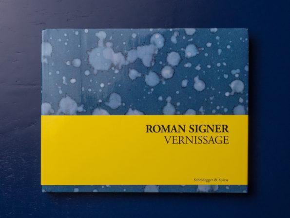 Roman Signer: Vernissage