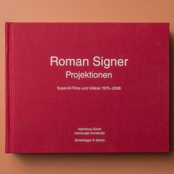 Roman Signer: Projektionen