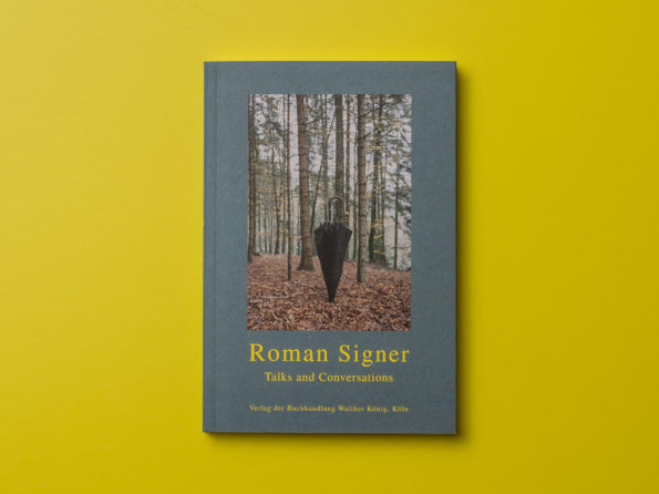 Roman Signer: Talks and Conversations
