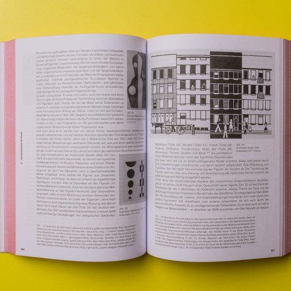 Visuelle Zeichensysteme der Avantgarden 1910 bis1950