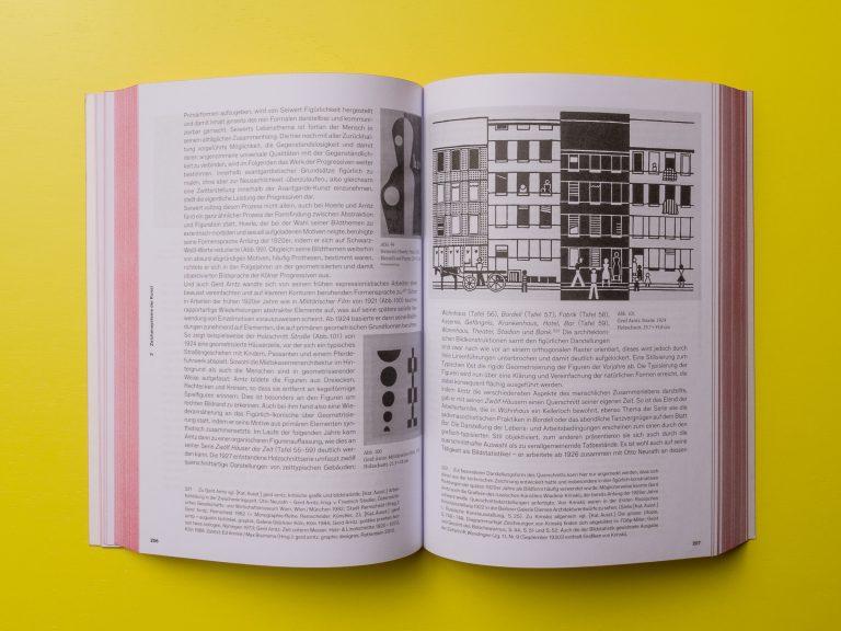 Visuelle Zeichensysteme der Avantgarden 1910 bis 1950