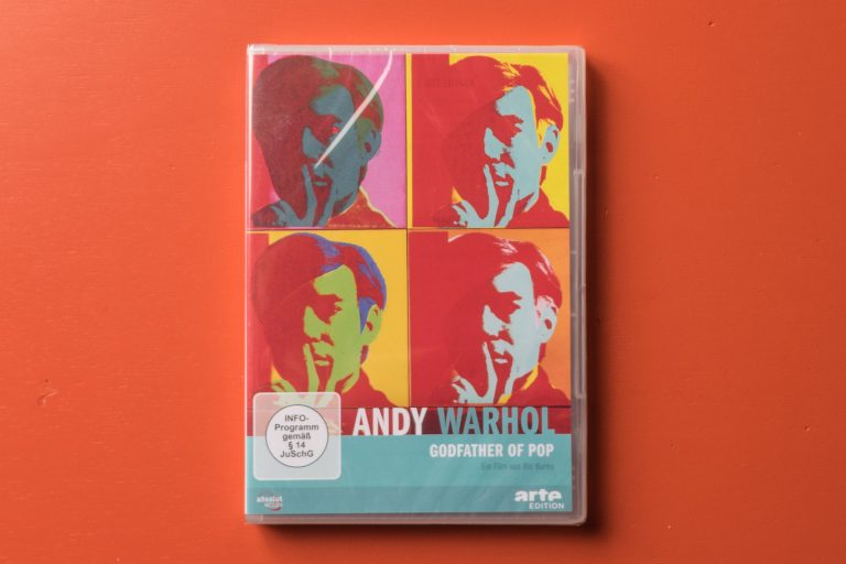 """Andy Warhol/ Godfather of Pop, 1 <span class=""""caps"""">DVD</span>"""