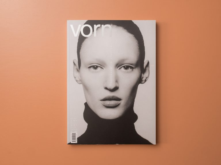 "<span class=""caps"">VORN</span> Issue 7"