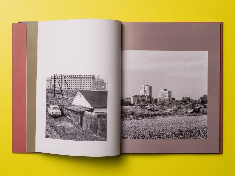 Fotografien von den Rändern Wiens