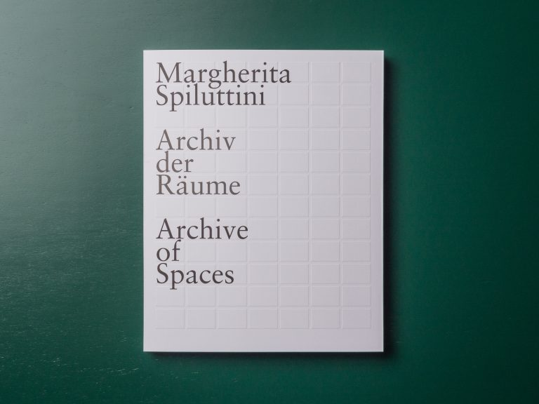 Archiv der Räume/Archive of Spaces