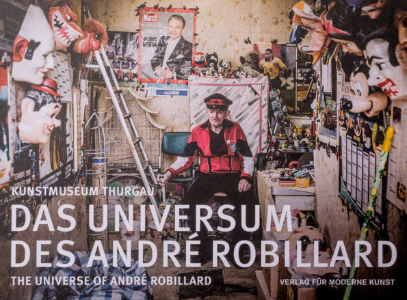 The Universe of André Robillard