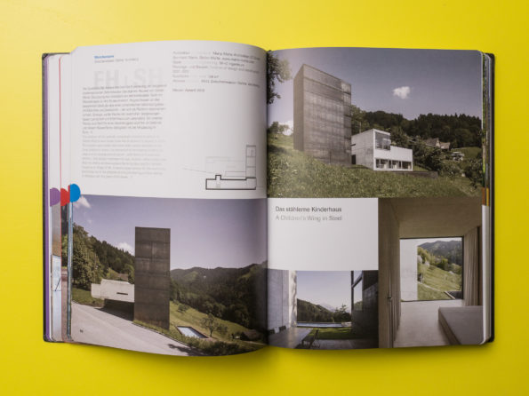 Best of Austria, Architektur 2012–13