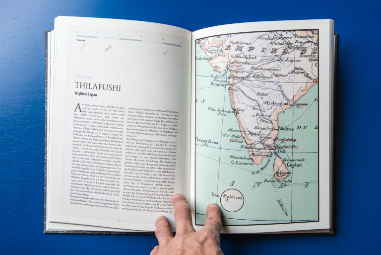 Atlas der unheimlichen Orte