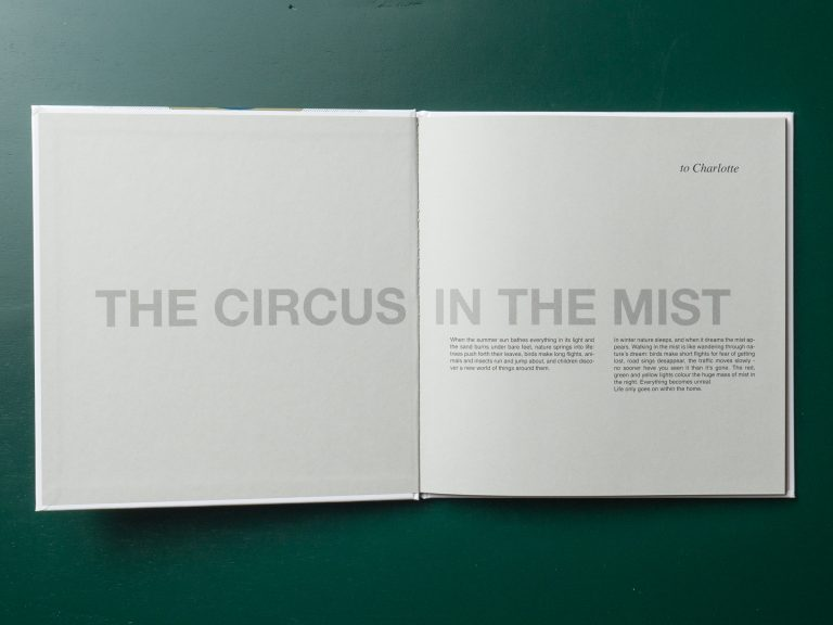 The circus in the mist