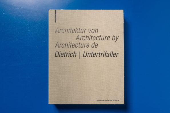 Architektur von Dietrich/Untertrifaller