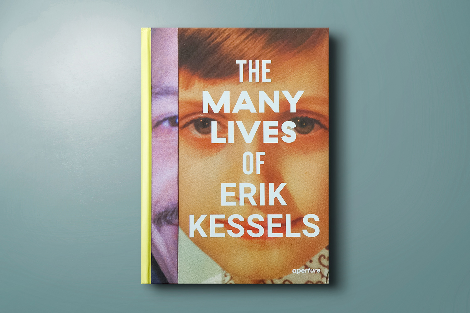The Many Lives of Erik Kessels — Buchhandlung Lia Wolf