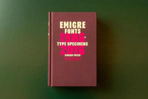 Emigre Fonts