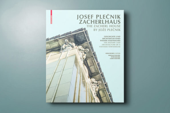 Zacherlhaus/The Zacherlhaus by Joze Plecnik