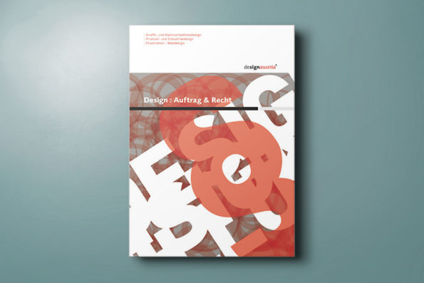 "Design: Auftrag <span class=""amp"">&</span> Recht"