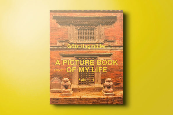 A Picture Book of My Life (2 Volumes Set) ***signiert