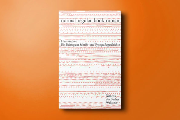 normal regular book roman