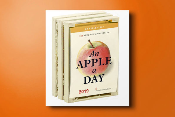 An Apple A Day Kalender 2019