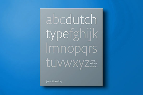 Dutch Type reprint