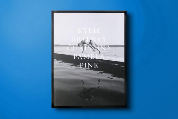 Kylie Britney Christina Pamela Pink  *** signiert