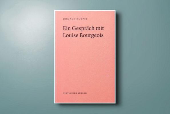 Ein Gespräch mit Louise Bourgeois
