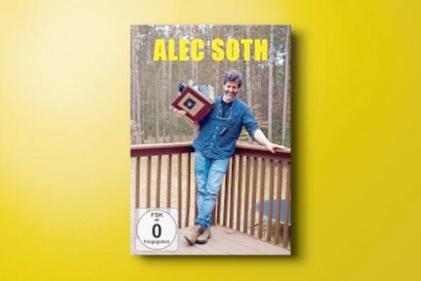 """Alec Soth. A Film by Ralph Goertz <span class=""""caps"""">DVD</span>"""