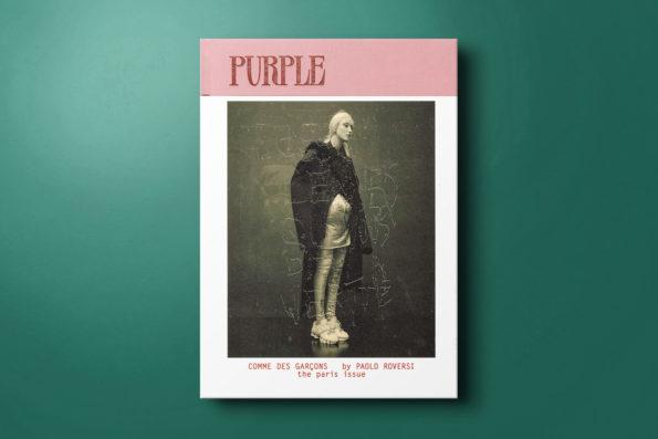 Purple Fashion #31 / Paris Issue