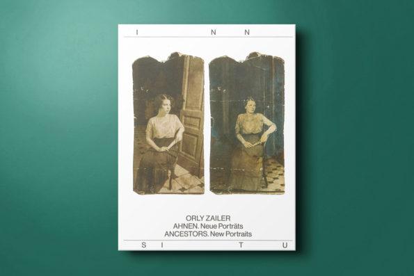 "Orly Zailer <span class=""caps"">AHNEN</span> / <span class=""caps"">ANCESTORS</span>"