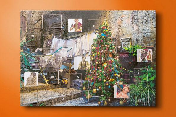 Neapolitanische Weihnacht — Adventskalender