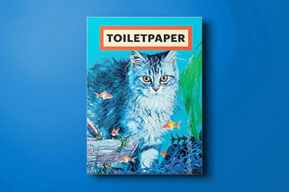 Toiletpaper Calendar 2018