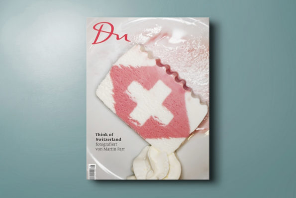 Du Magazin Nr.837 Juni 2013/Think of Switzerland