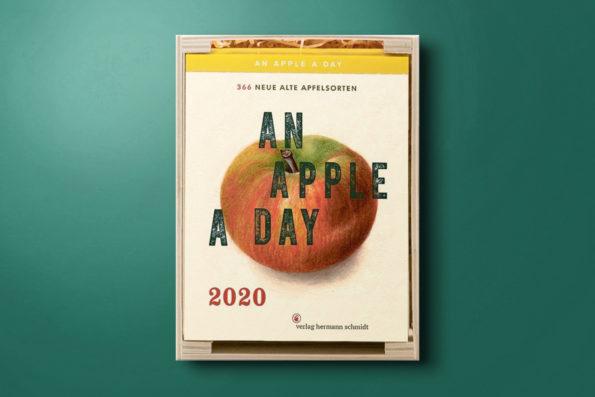An Apple A Day Kalender 2020