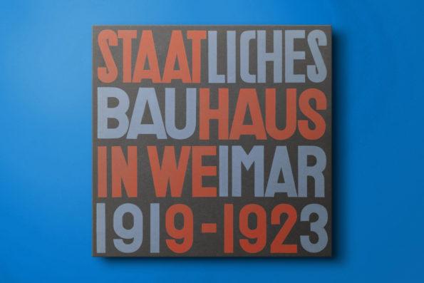 Staatliches Bauhaus in Weimar 1919–1923