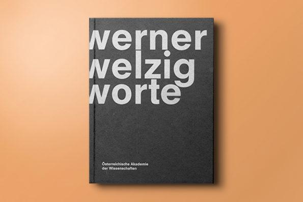 Werner Welzig Worte