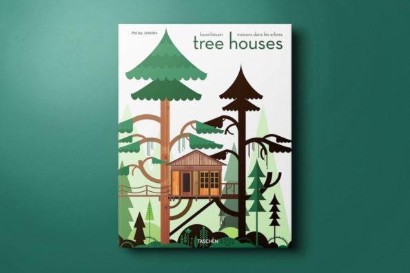 Tree Houses/Baumhäuser/Maisons dans les arbres