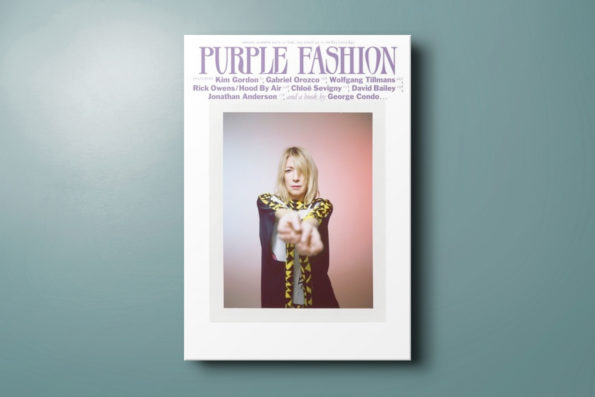 Purple  Fashion No 23/Spring-Summer  2015
